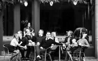 10 стильных идей для семейного фото, семейная фото-сессия