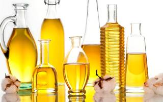 Подсолнечное масло при беременности