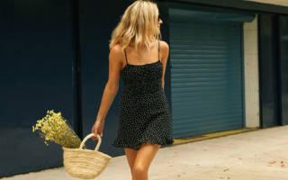 3 супер комбинации: вот та обувь, с которой лучше всего носить мини-платья прямо сейчас