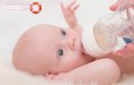 Как заставить грудничка пить воду