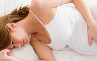 В 20 недель беременности низкая плацентация