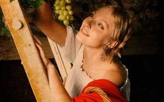 Виноград во время грудного вскармливания