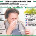 Чем опасен грипп при беременности