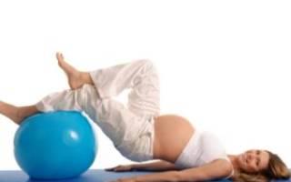Упражнения При Беременности 3 Триместр Для Похудения