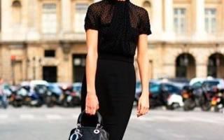 13 Правил французской моды или как одеваются француженки