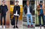Мужская мода: какую обувь носить с джинсами, фото