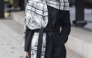 5 советов о том, как носить шарф-одеяло с принтом