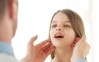 У Ребенка Увеличены Лимфоузлы На Шее И Температура