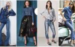 Как носить джинсовую рубашку женщинам? Виды рубашек из денима
