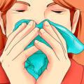 Чем лечить беременным кашель и насморк