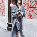 Длинные вязаные кардиганы для девушек за 30: стильные образы для прохладного лета