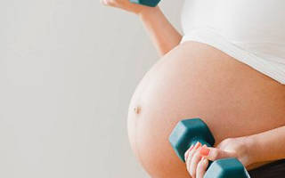 Сколько можно килограмм поднимать при беременности