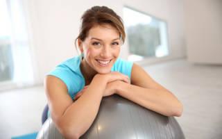 Упражнения Для Беременных На Фитболе 3 Триместр