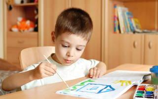 Учимся Рисовать Для Детей 4 Лет Карандашом