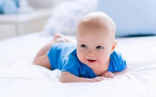 В 4 Месяца Что Должен Уметь Ребенок Видео