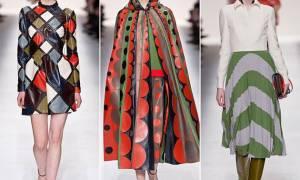 Модные принты сезона осень/зима 2014-2015