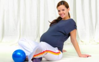 Спорт для беременных 2 триместр