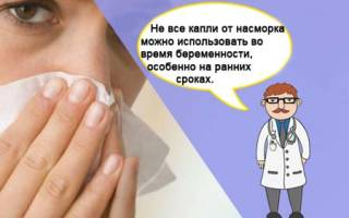 Сложные капли при беременности