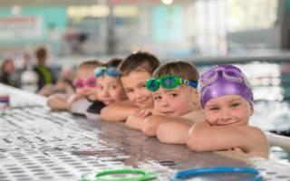 С Какого Возраста Можно Ребенку Плавать В Бассейне