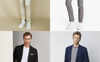 8 ультрамодных комбинаций одежды для мужчин, фото
