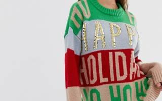 Новогодние свитера 2020, которые хочется носить без остановки