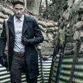 Стиль милитари в мужской одежде всё еще популярен
