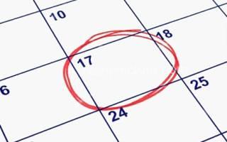 Задержка месячных тест отрицательный 8 дней